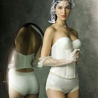 新娘婚纱塑身衣_新娘婚纱如何搭配塑身衣