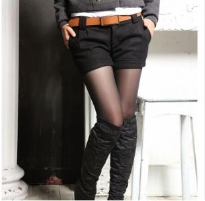 女款靴裤搭配图片_女款靴裤如何搭配