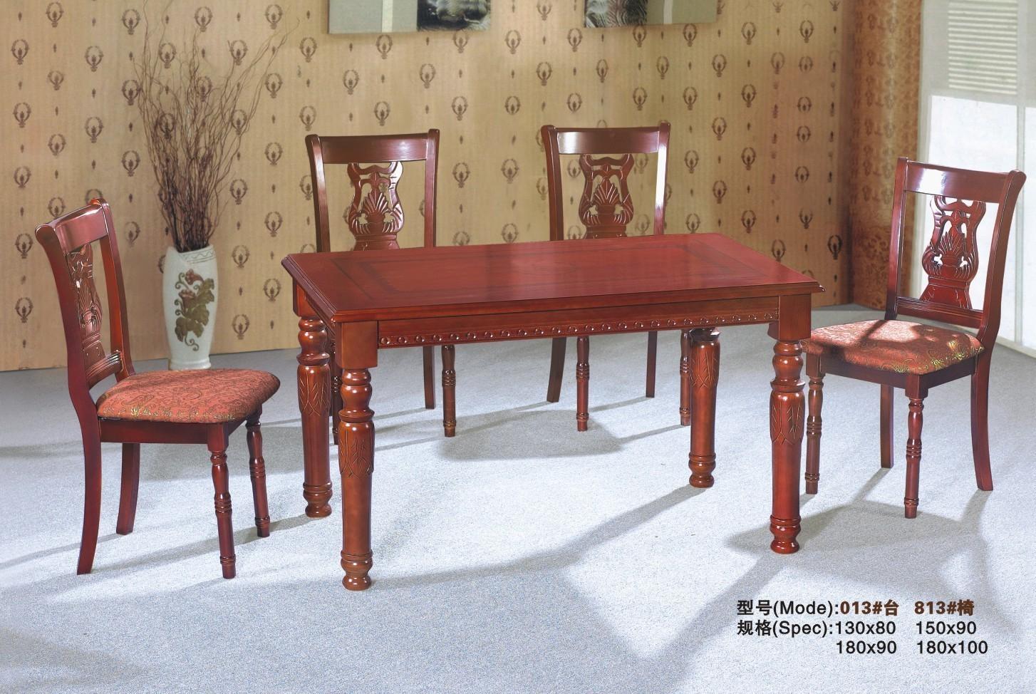 酒庄酒窖会所品酒 欧式豪华餐桌椅