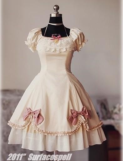 times# /a>欧式复古的蓬蓬裙子好喜欢啦