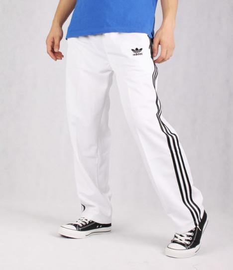 男士长运动裤搭配图片
