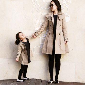 儿童风衣_儿童时尚风衣