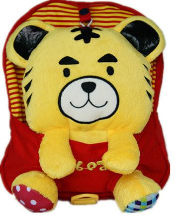 韩版书包老虎书包 动物卡通幼儿园书包