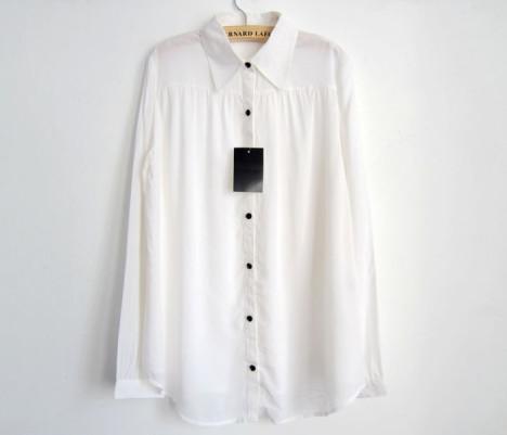 长款男衬衫搭配图片_长款男衬衫如何搭配