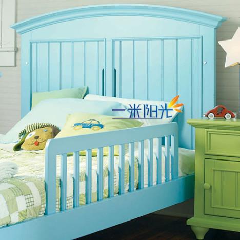 欧式床带栏杆图片