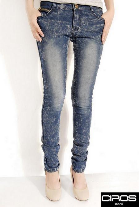 仔裤长裤靴裤天女装特价小脚裤铅笔裤
