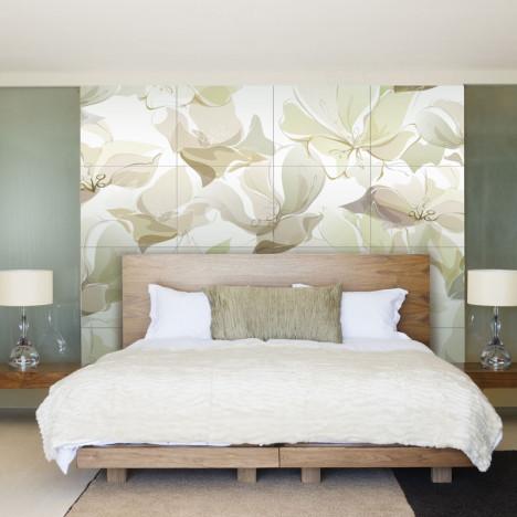 壁饰画 电视墙瓷砖 沙发 卧室背景墙 艺术墙瓷砖 彩雕 梦幻兰