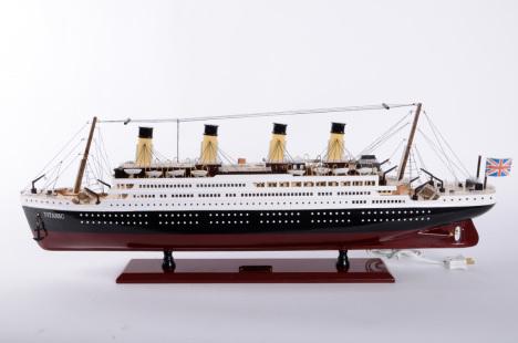 帆船模型手工制作搭配图片