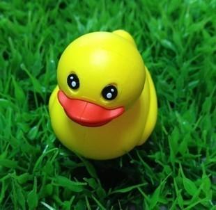 可爱鸭子搭配图片