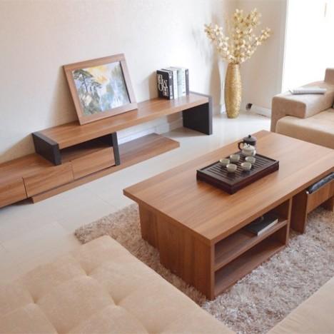成套客厅家具搭配图片
