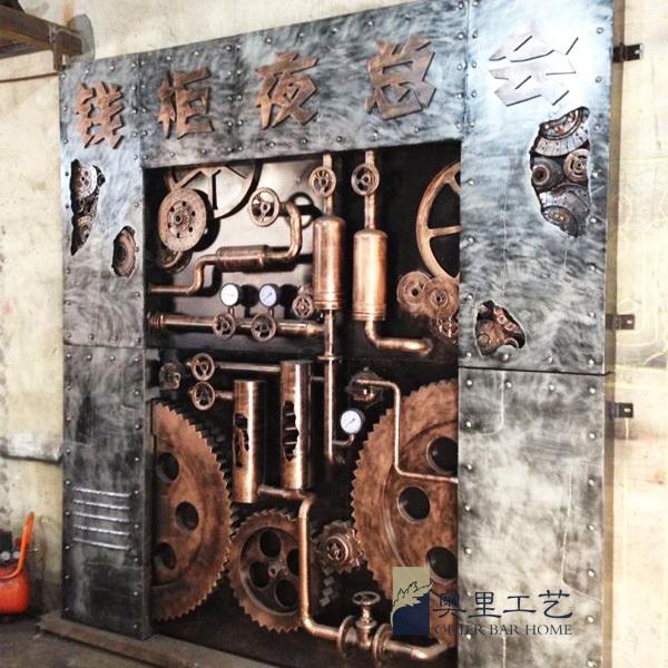 苏荷铁艺墙 88铁艺墙 百度铁艺 个性铁艺 店铺牌匾 酒吧铁艺 酒吧铁艺
