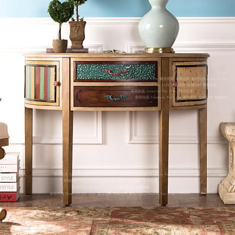 半木家具搭配图片_半木家具如何搭配