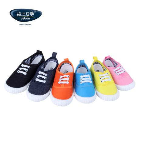 儿童女布鞋搭配图片_儿童女布鞋如何搭配