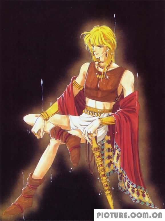 井上和彦)男主角,历史上的穆尔西里二世,苏庇路里乌玛一世的第三王子