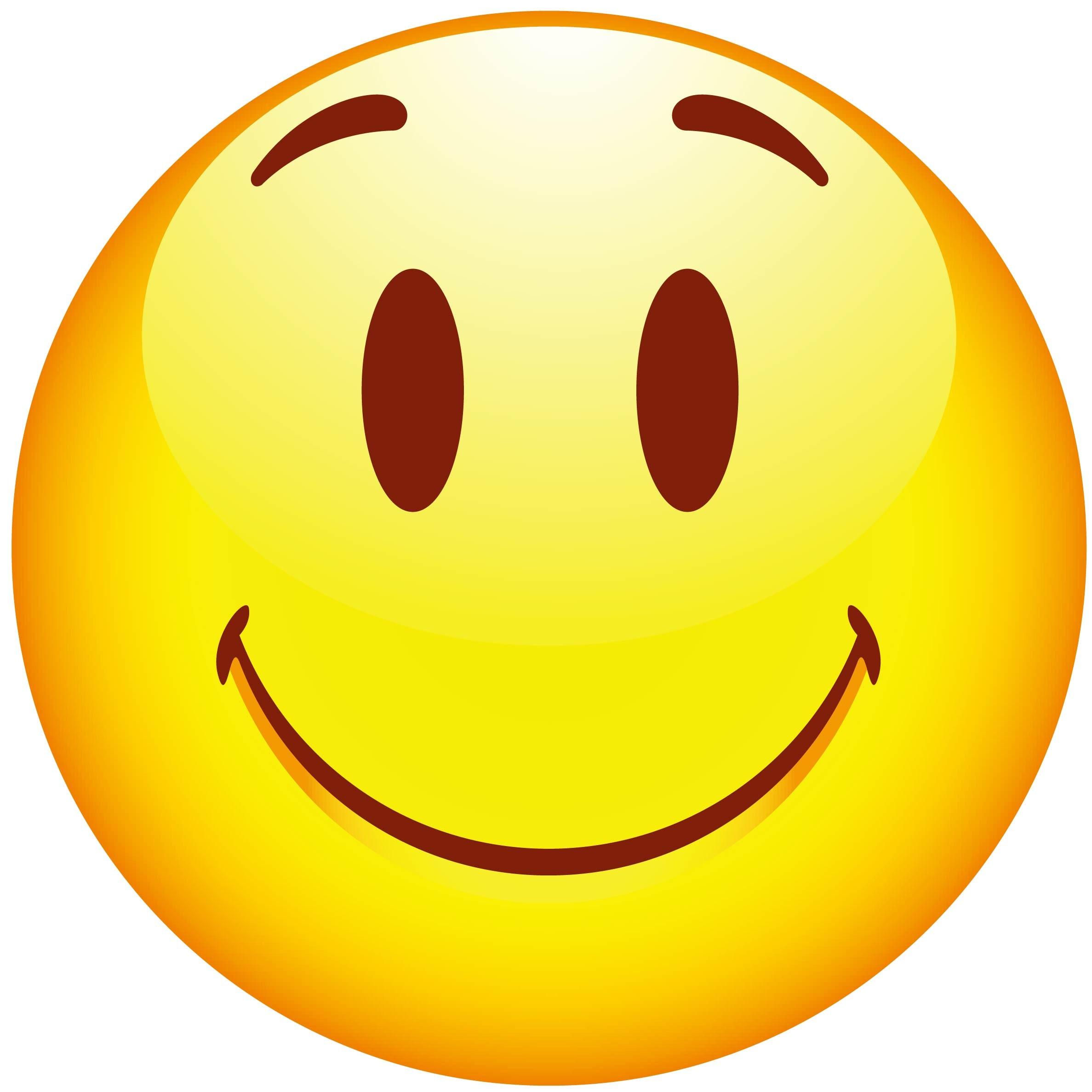 表情圖:微笑表情
