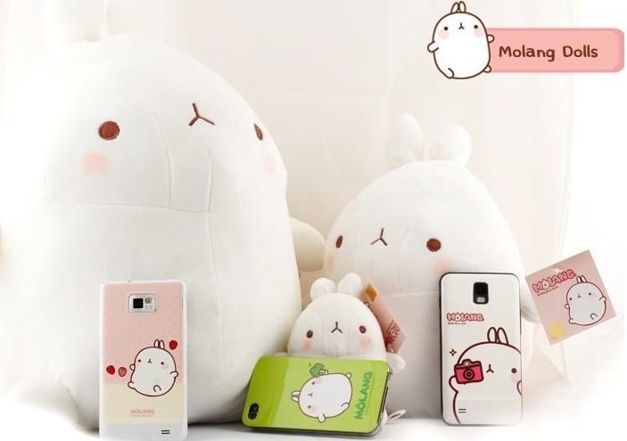 【图】网友推荐单品:韩国 可爱土豆兔 兔子猪 mo菇凉