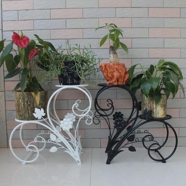 【图】网友推荐单品:包邮价 欧式铁艺花架 花盆架