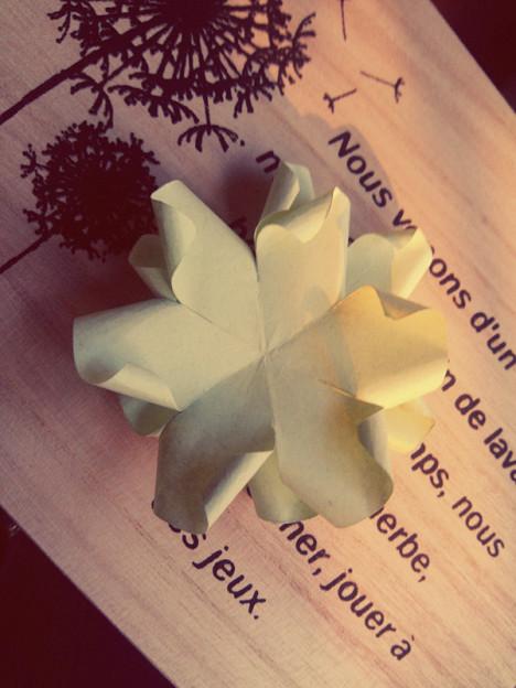 纸质玫瑰花制作方法~分享给爱动手的菇凉们