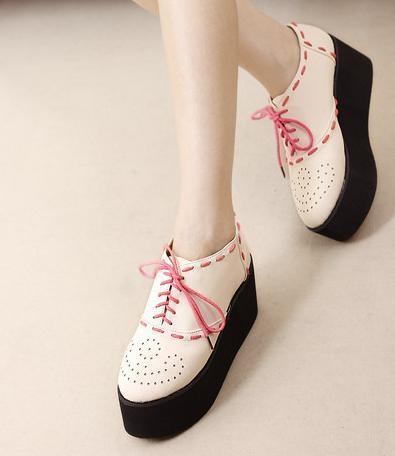 可爱的鞋子