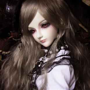 网友护肤一起吧分享超萌超可爱娃娃: -蘑菇街