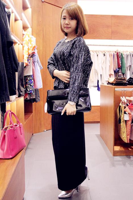 香港时尚衣服搭配图片
