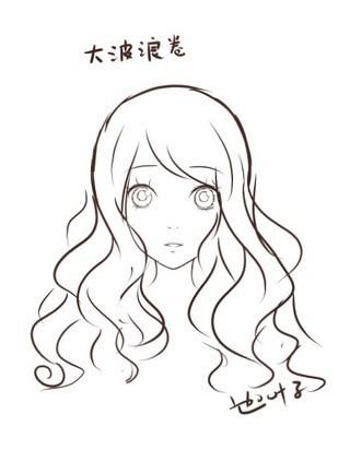 【发型】 告诉你什么样的脸型适合什么样的发型