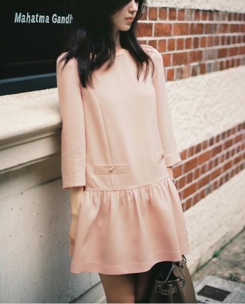 连衣裙春夏款气质