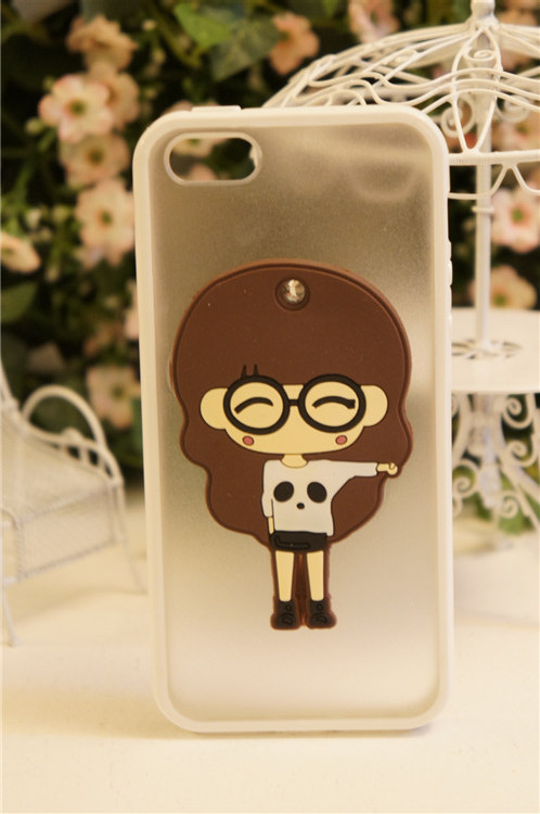 可爱小希三星iphone手机壳