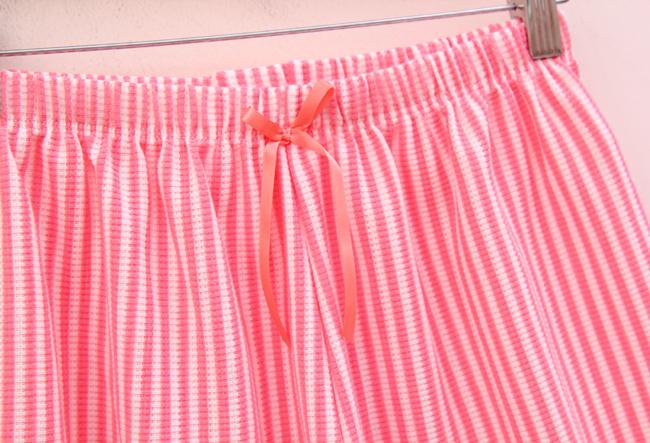 【甜美可爱花边吊带睡衣】-衣服-女士内衣/家居服