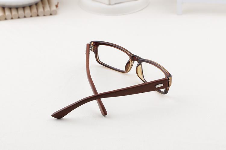 【新款复古木头腿眼镜框架】-女士配饰