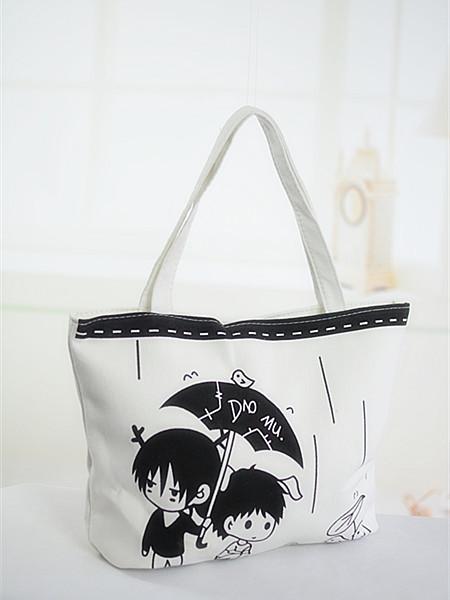 可爱手提包