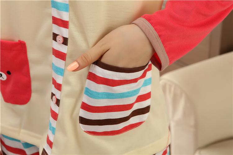 【可爱情侣睡衣】-内衣-女士内衣/家居服