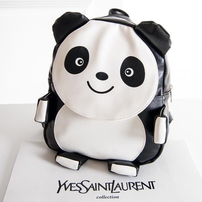 韩版新款超萌可爱卡通动物双肩包