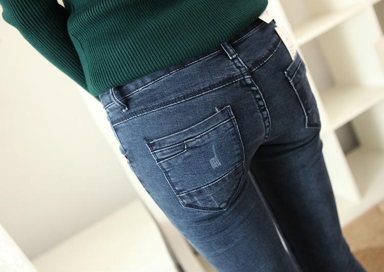 牛仔裤怎么洗
