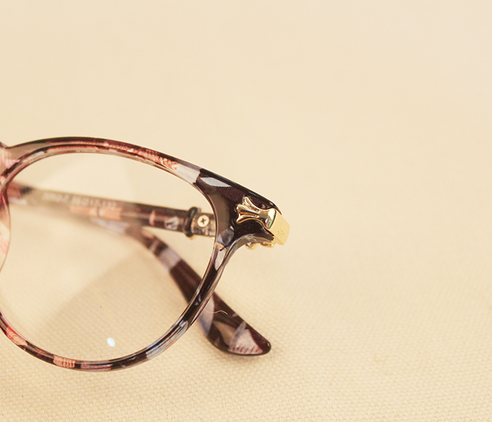 【新款圆框眼镜】-配饰-女士配饰_配饰_框架眼镜-sbw
