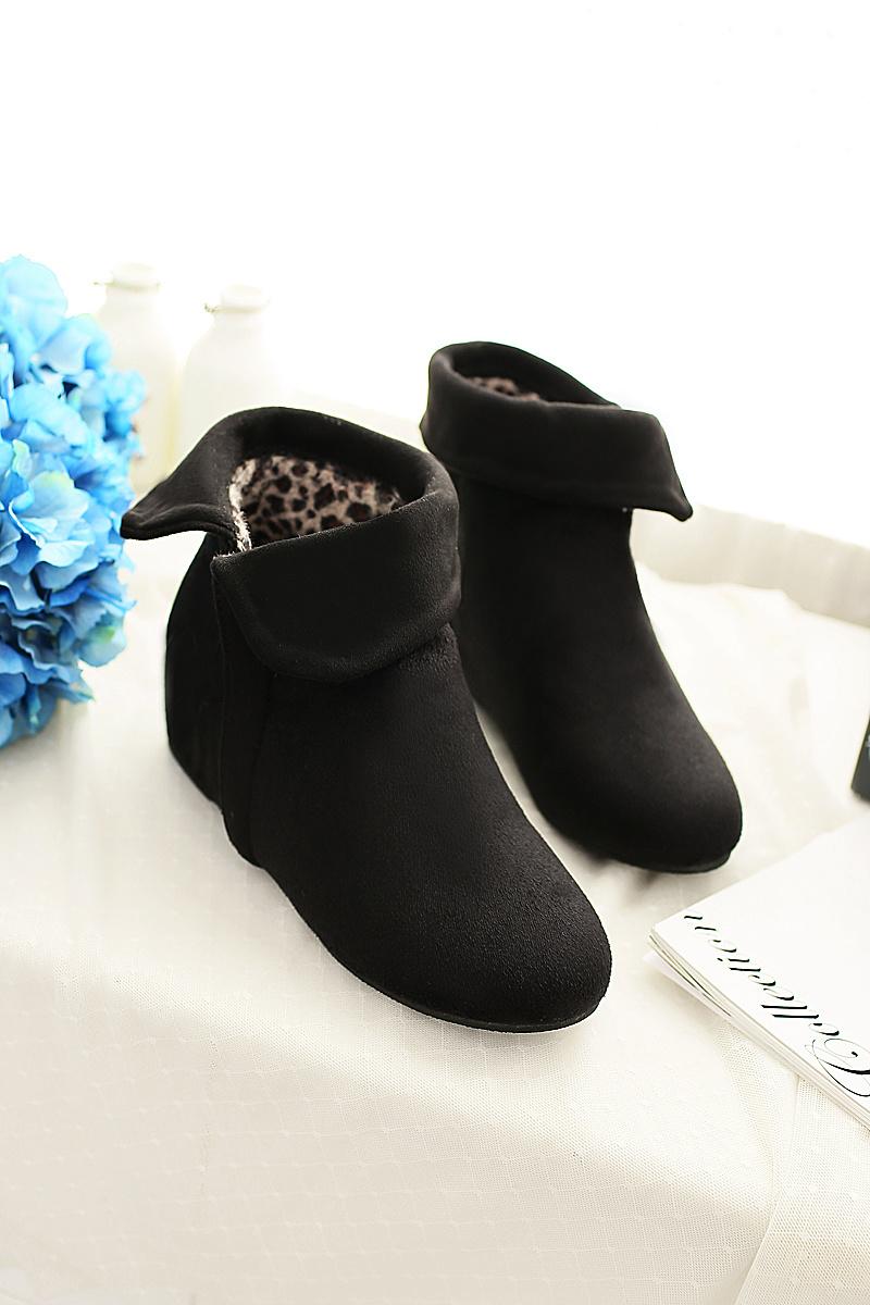 【《洛丽塔》新潮及踝短靴】-鞋子-靴子_女鞋_服饰鞋
