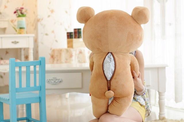 萌萌哒~可爱轻松小熊公仔