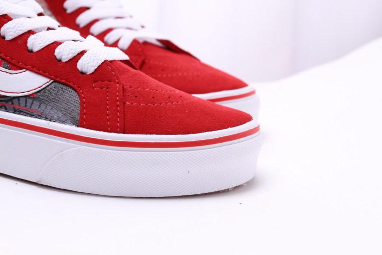 万斯欧美街头滑板鞋】-鞋子-女鞋