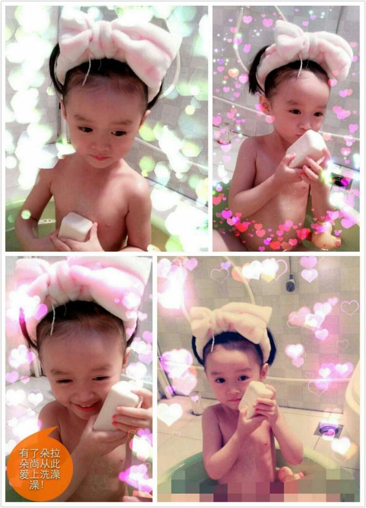宝宝正确洗澡教程 儿童常识启蒙早教 亲子游戏星影说视频图片