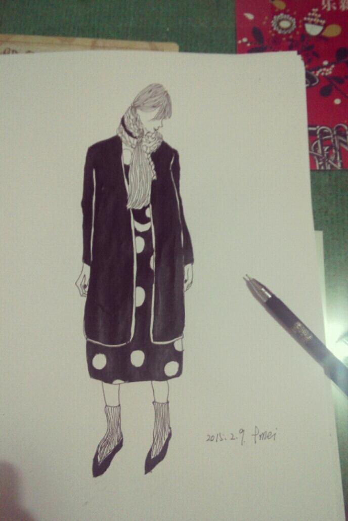 【手绘包包~制作创意生日礼物~来】-无类目--梅子图片