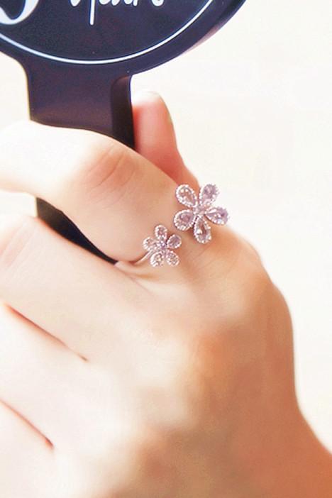 闺蜜戒指头像图片