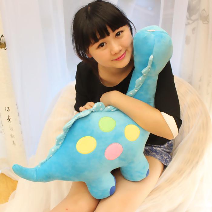创意哒~q版彩色小恐龙