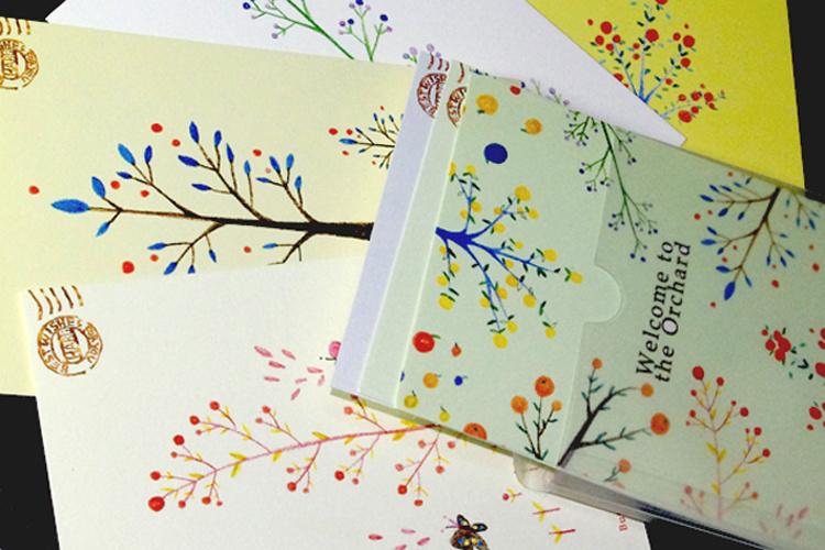 明信片用什么纸-制作明信片的图片_小学生简单明信片图片