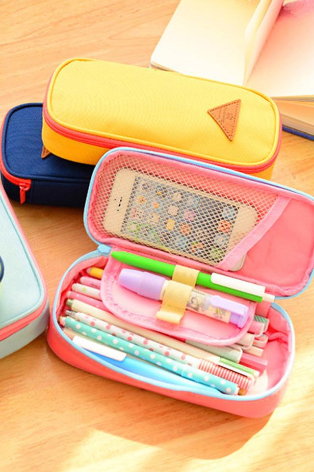 我的文具袋�9�#���_韩国多功能文具袋