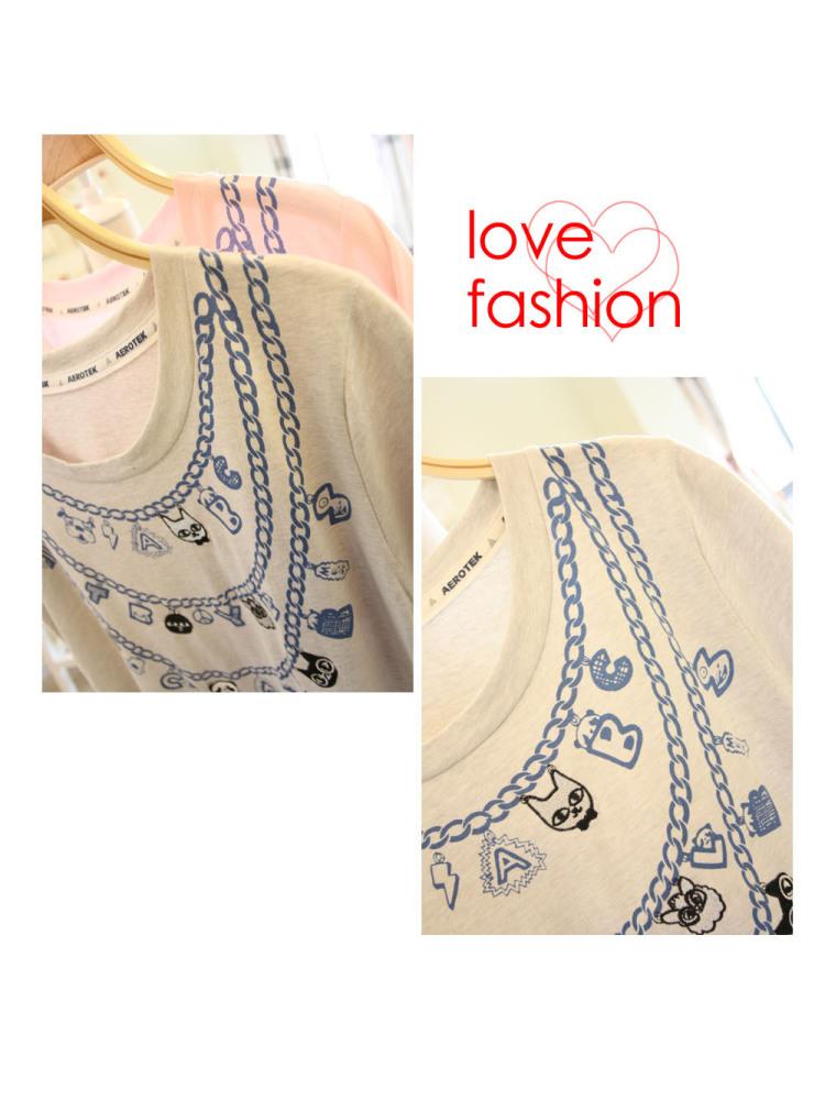 材质:棉  衣长:常规款(55-65cm)  领型:圆领  图案:卡通,小动物,刺绣