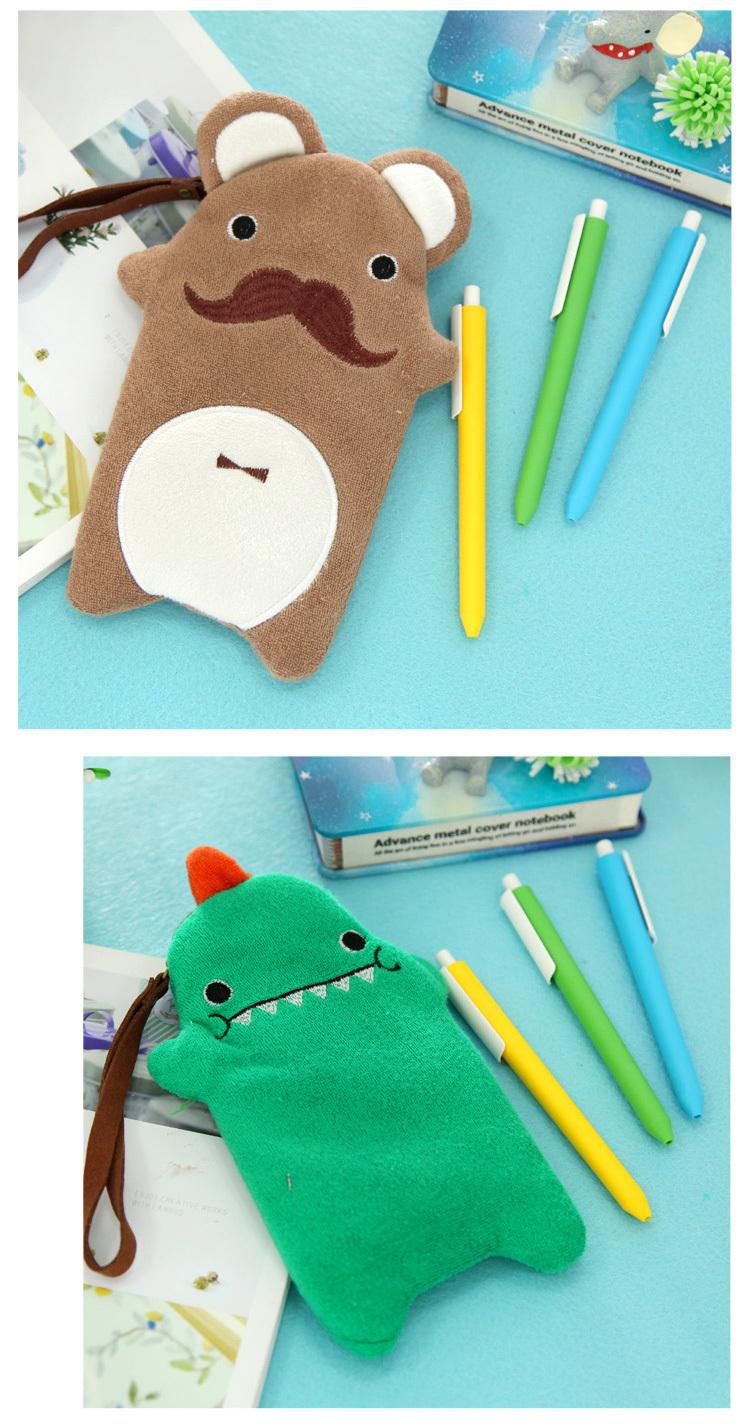 【阿凡大叔78可爱动物笔袋/零钱包】-家居-箱包
