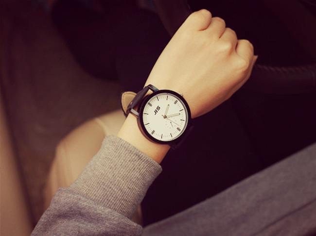 【原宿ulzzang大表盘手表】-配饰-手表