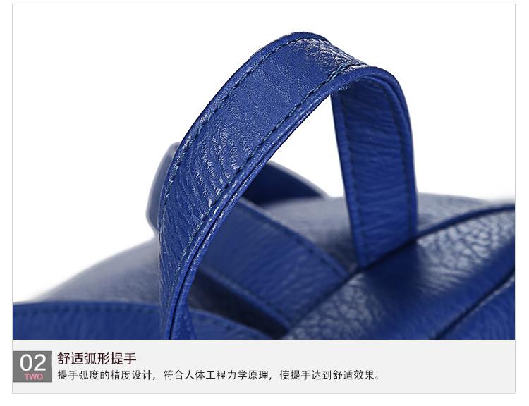 【【丽莎】韩版个性编织双肩包】-包包-箱包皮具