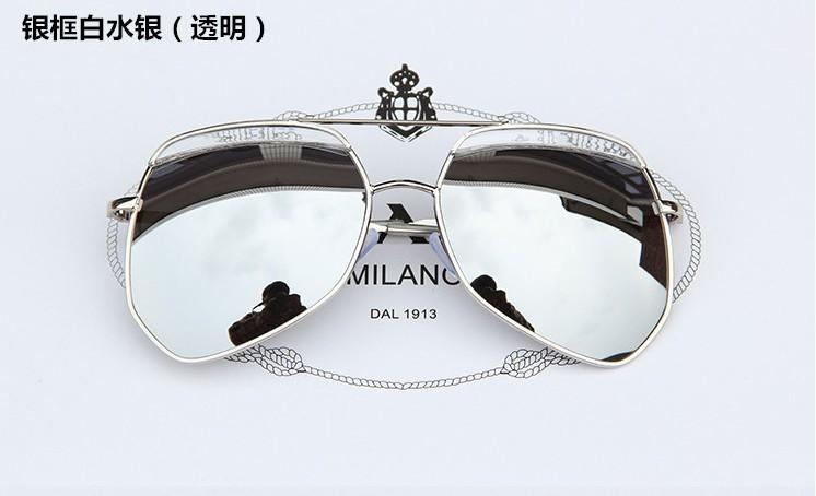【情侣款黑灰蚂蚁个性太阳镜】-配饰-太阳眼镜