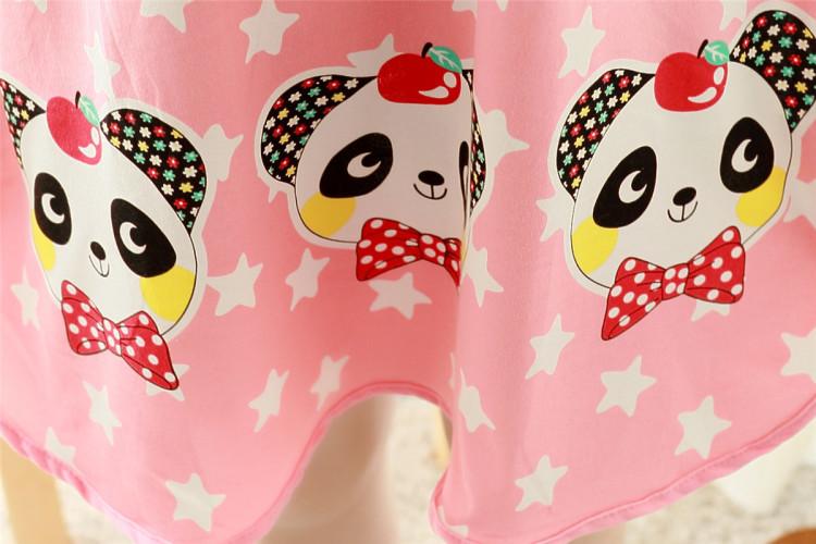 买2送1 甜美可爱卡通睡裙